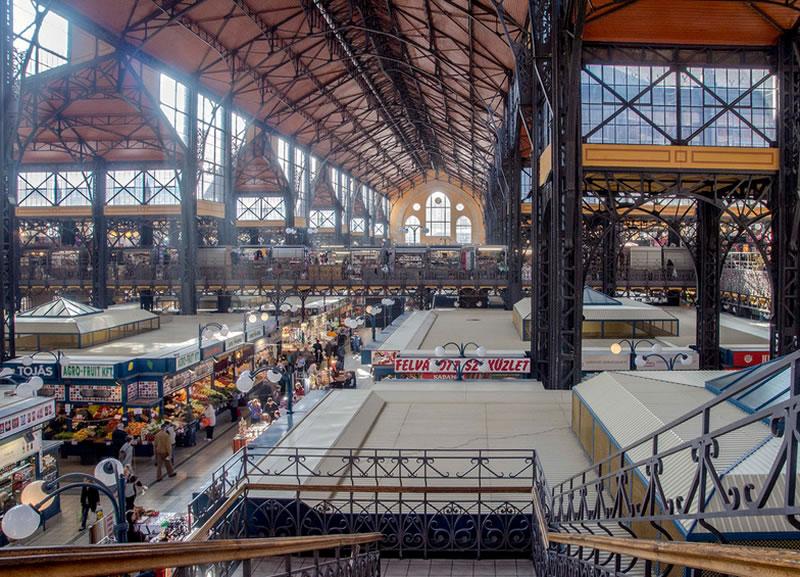 Mercado Budapest