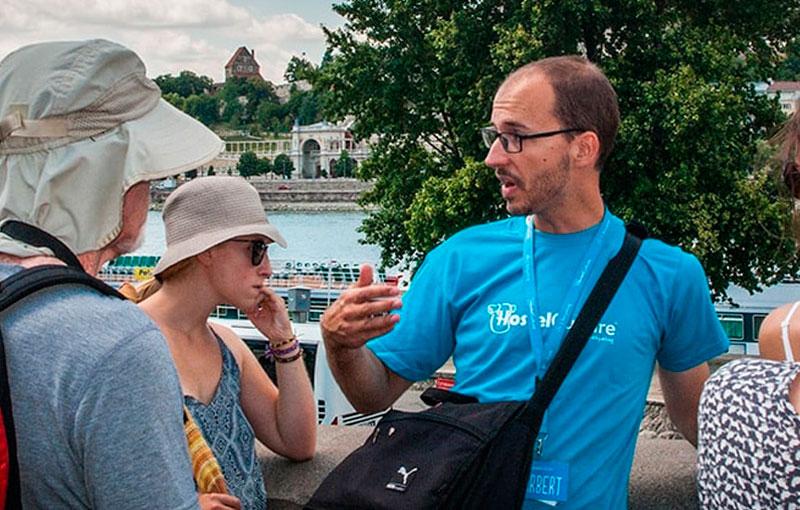 Tour Gratis Budapest de NextCityTours