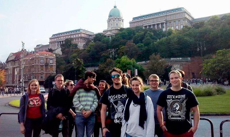 Budapest tour gratis a pie de triptobudapest.hu