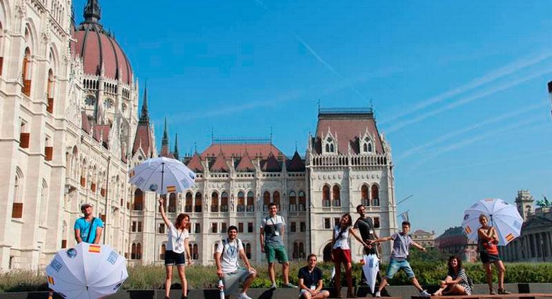 Free Tour por Budapest de whiteumbrellatours.com